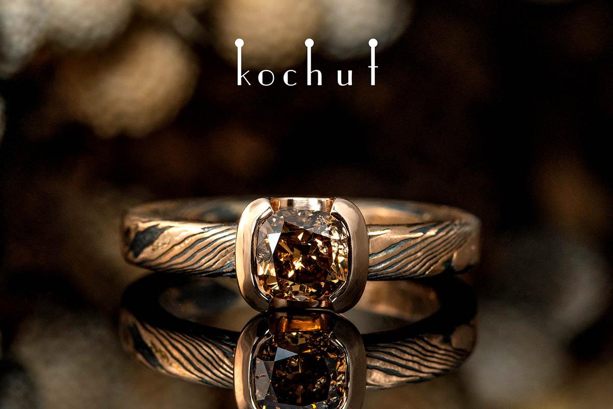 Кольцо от бренда Kochut