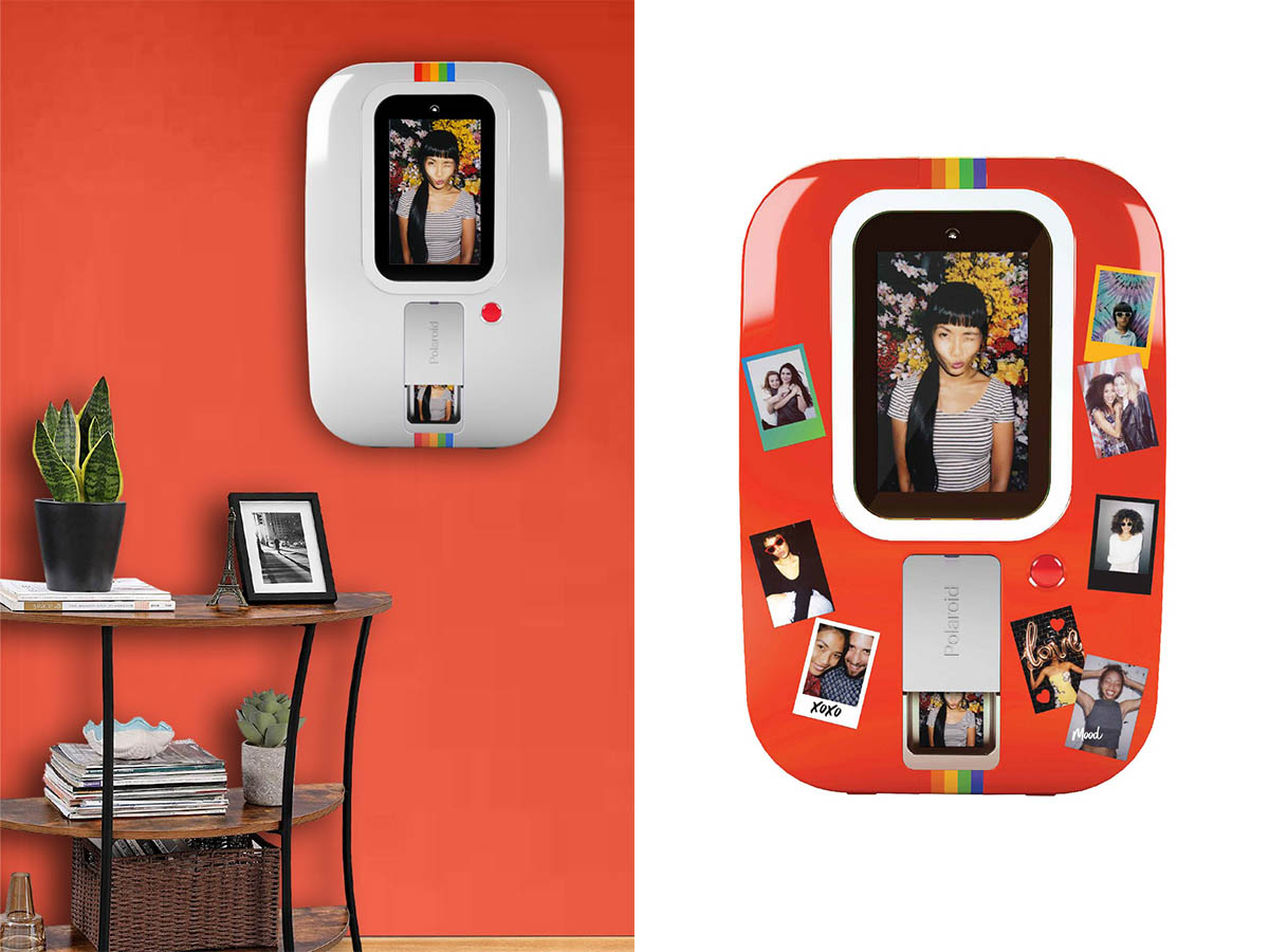 Polaroid Instant At-Home Photo Booth фото