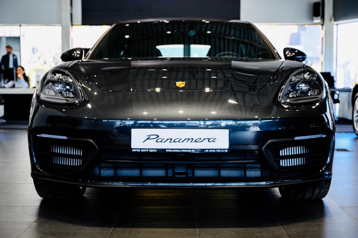 Porsche Panamera Порше Центр Одесса фото