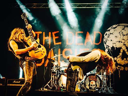Концерт The Dead Daisies Киев