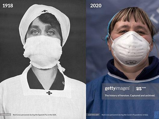 Женщины в масках