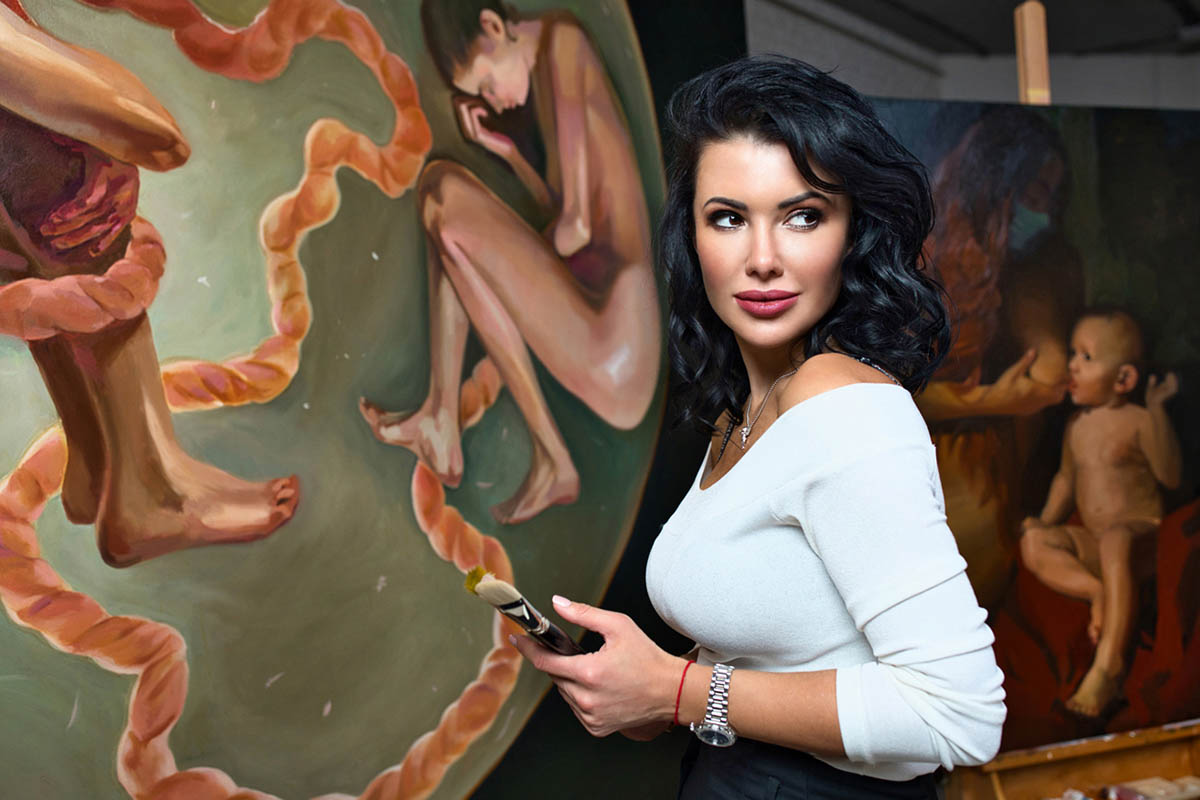 Ирина Онопенко художница