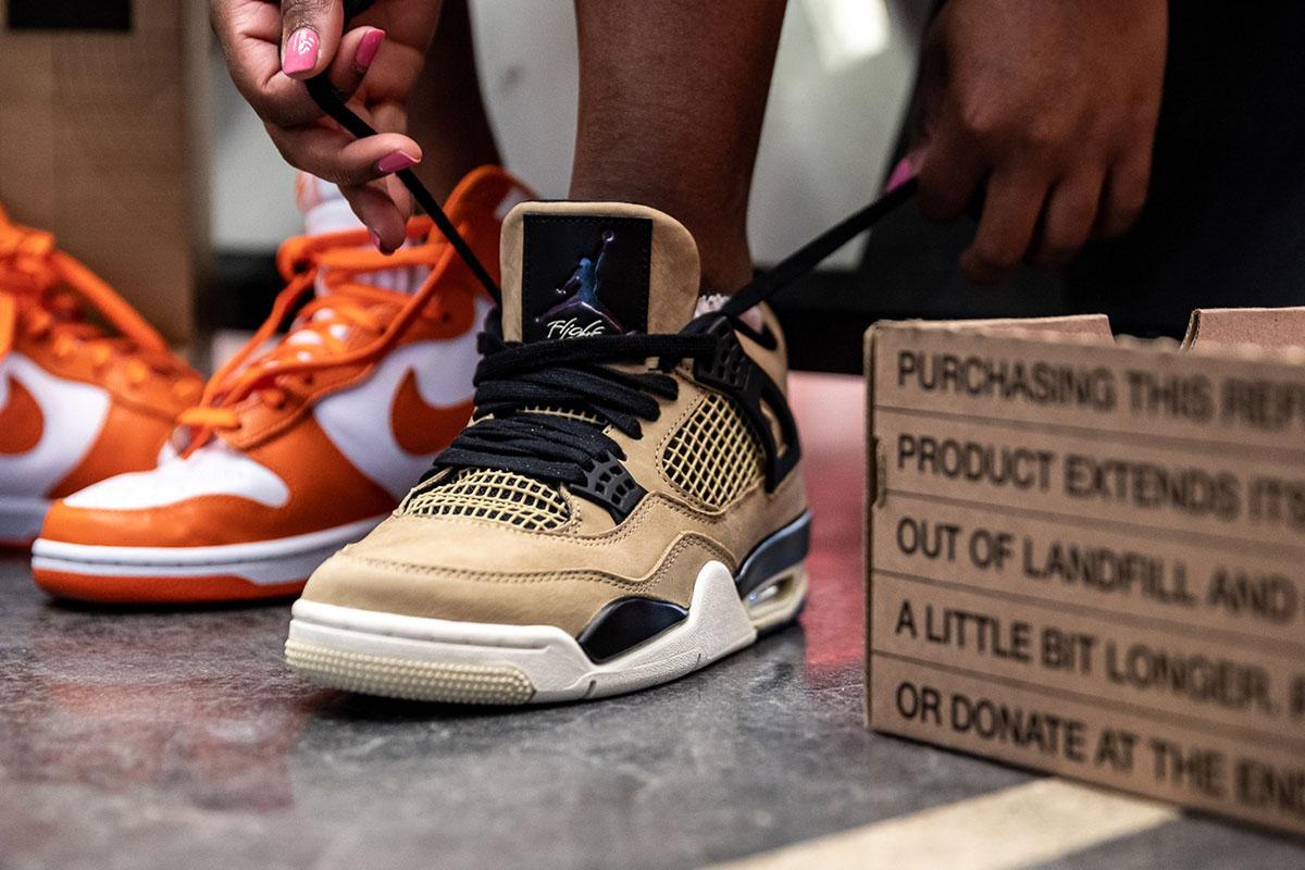 Nike Refurbished кроссовки