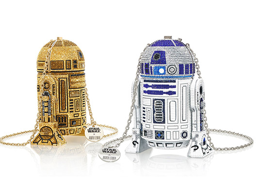 Judith Leiber Couture Star Wars