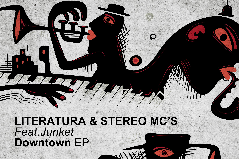Совместный EP Literatura и Stereo MC's