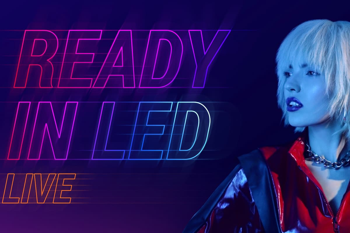 Ready in Led