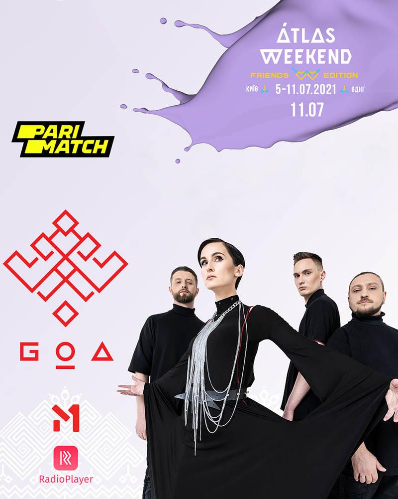 Go_A Atlas Weekend