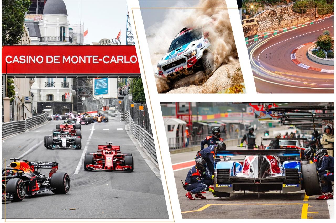 Машины чемпионата «Формула 1»
