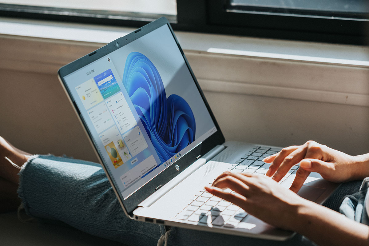 Ноутбук на Windows