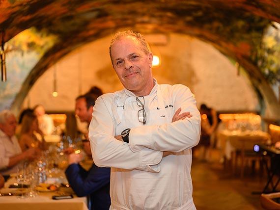 Шеф-повар ресторана Antica Cantina