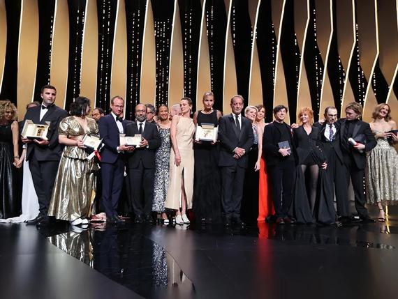 74-й Каннский кинофестиваль