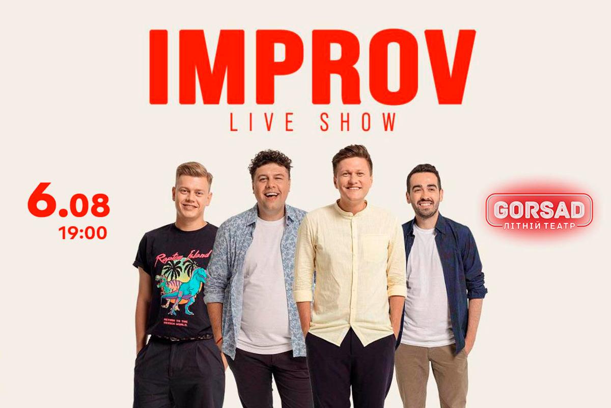 Improve Live Show