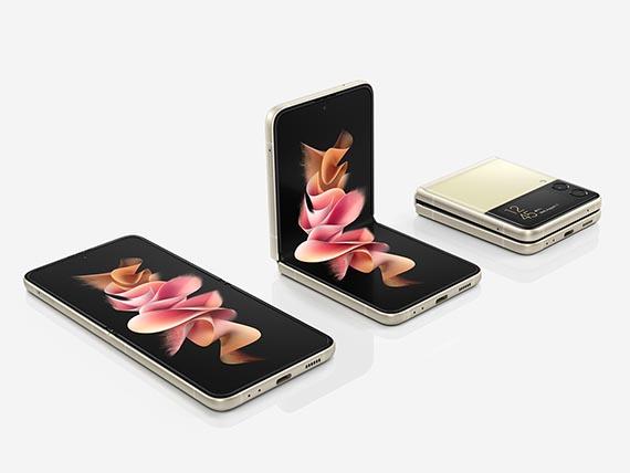 Samsung Galaxy Z Flip 3 фото