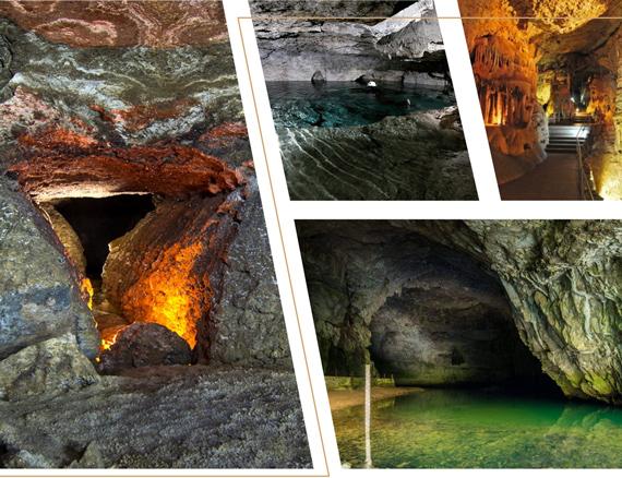 топ пещер украины