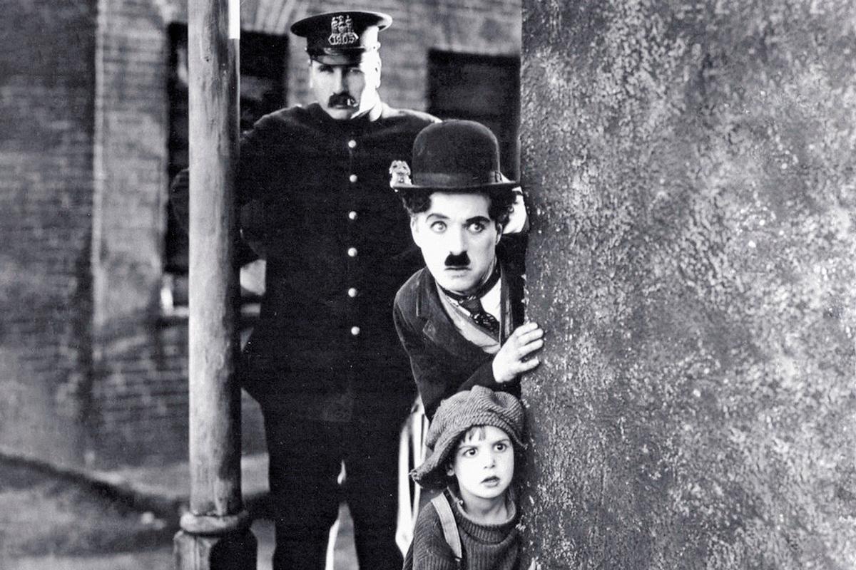 Чарли Чаплин Малыш ОМКФ обзор