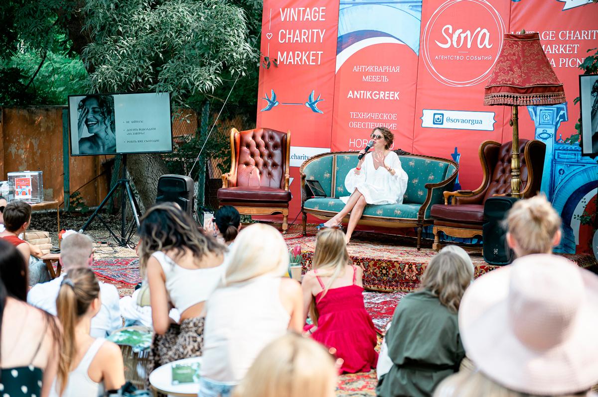 Vintage Charity Market & Sova Picnic 2021