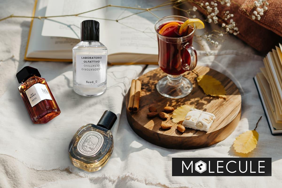 Molecule Store осенние ароматы