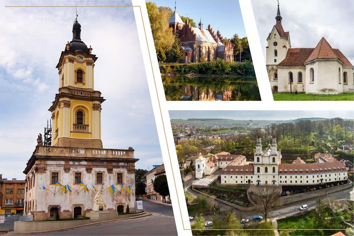 Осенние путешествия по Украине