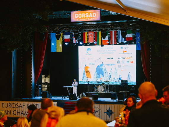 Чемпионат Европы по парусному спорту