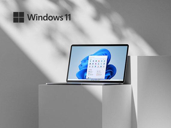 Ноутбук с Windows 11