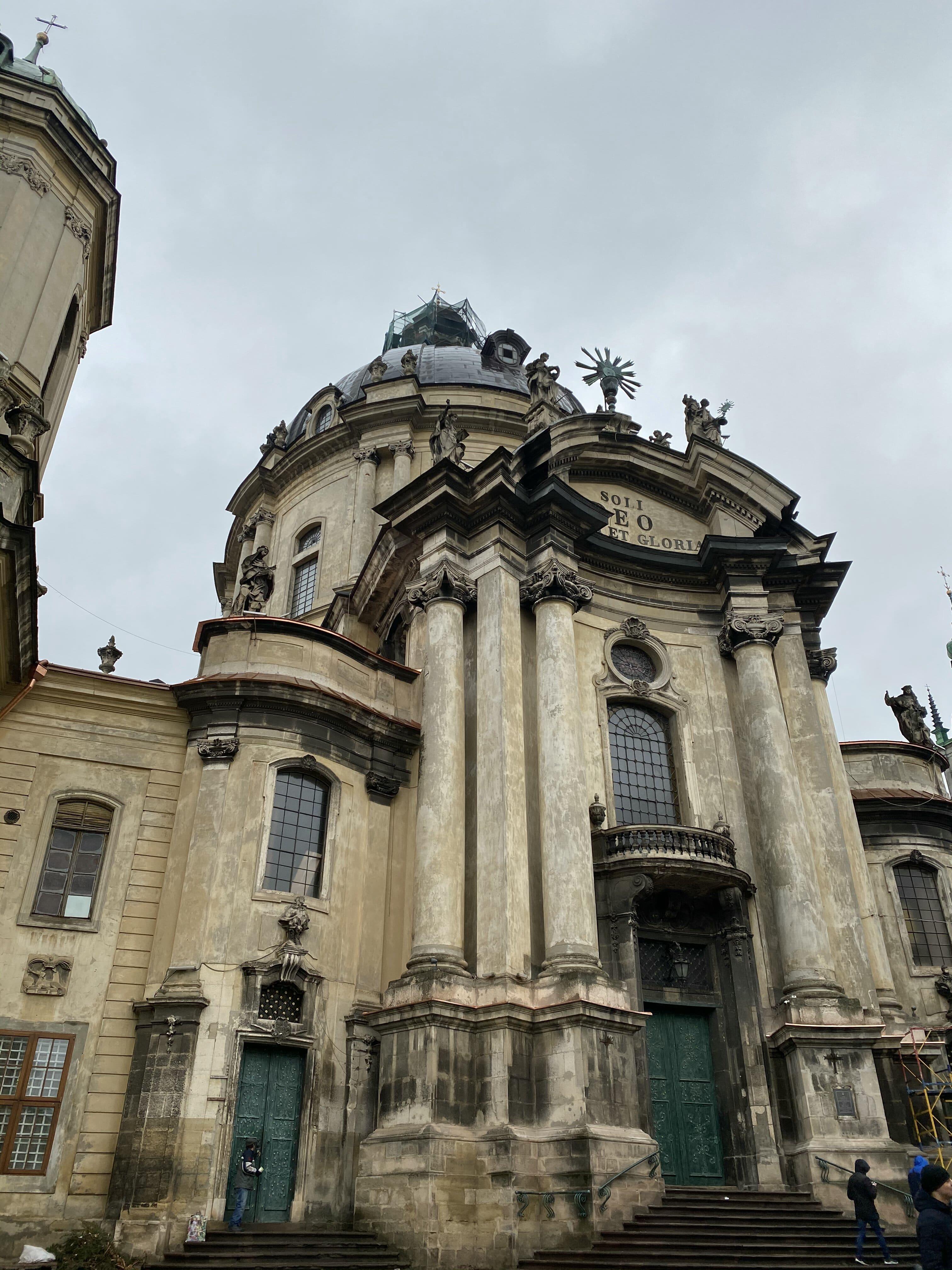 Доминиканский собор фото