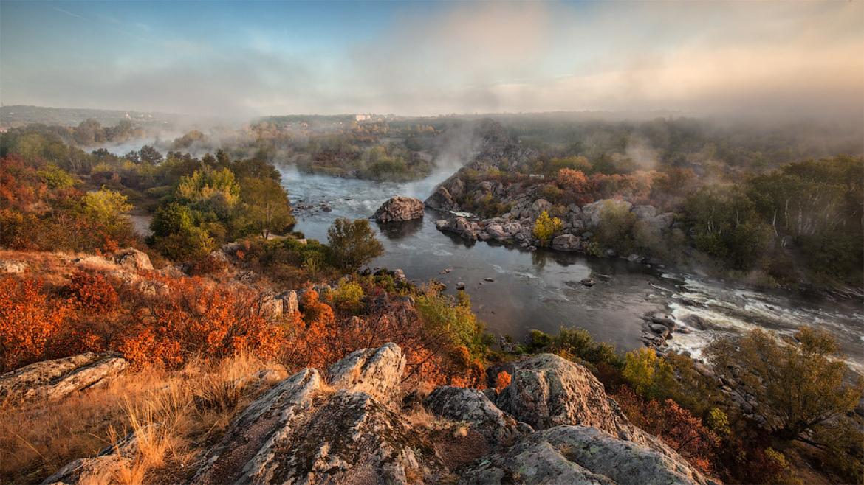 «Бугский Гард» пейзаж