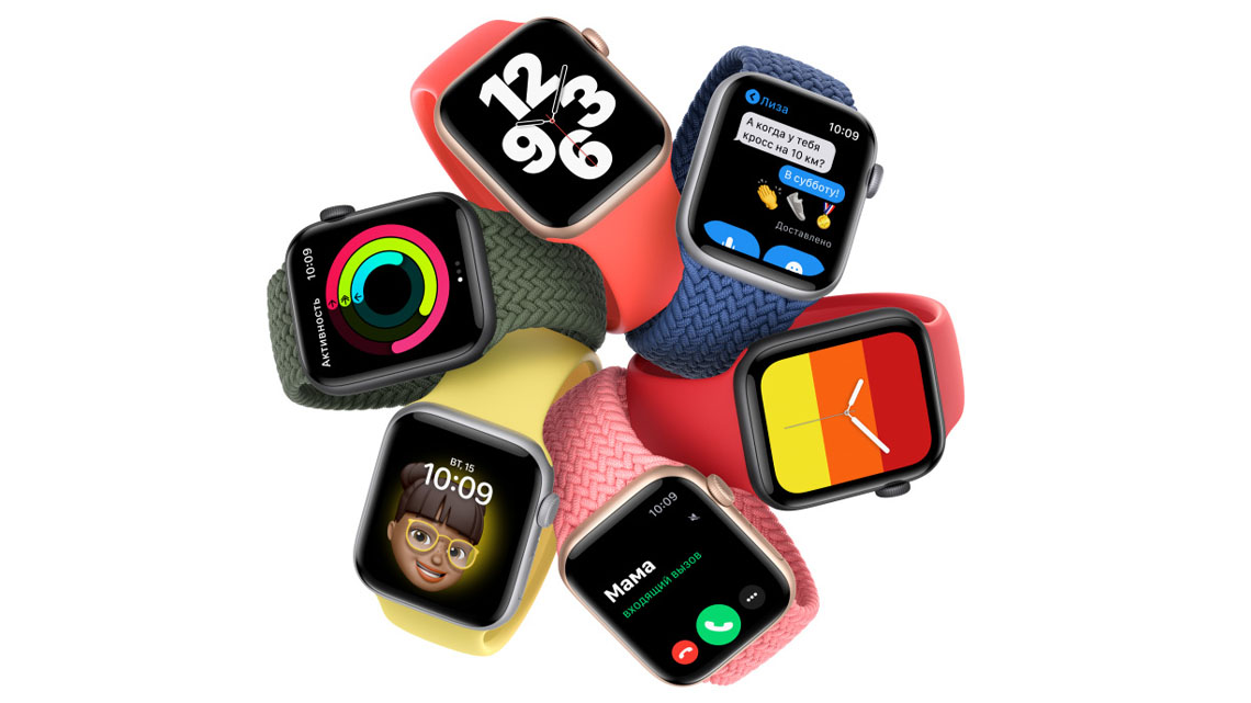 Apple Watch SE фото