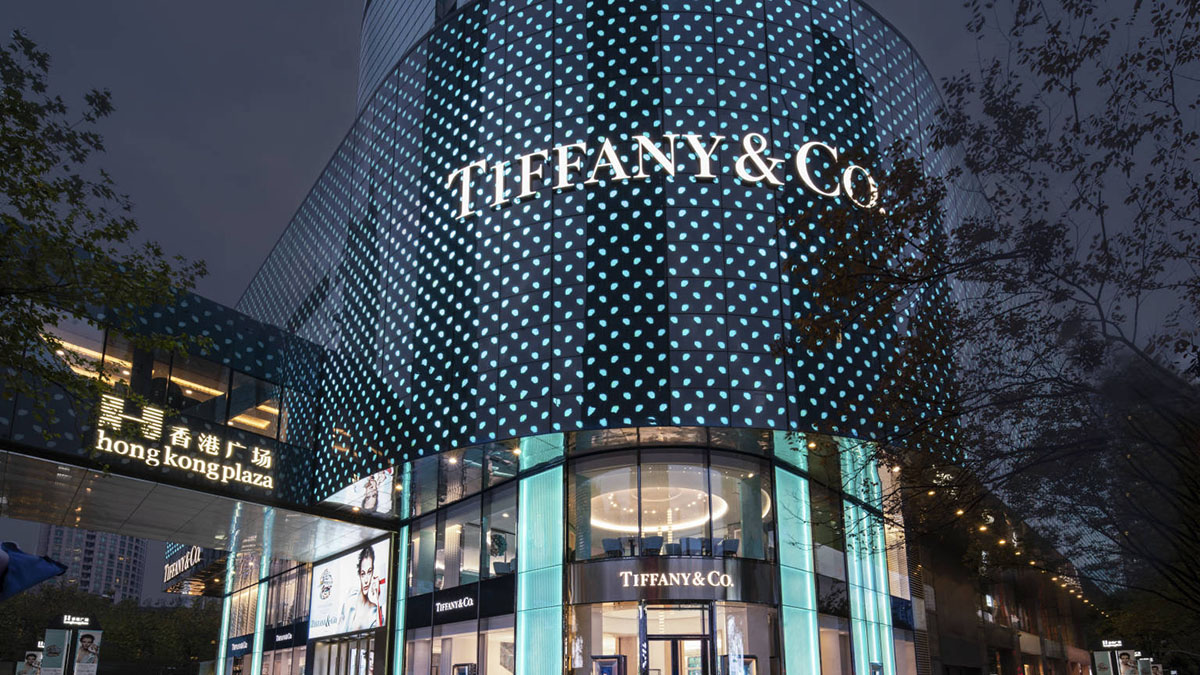 Магазин Tiffany & Co.