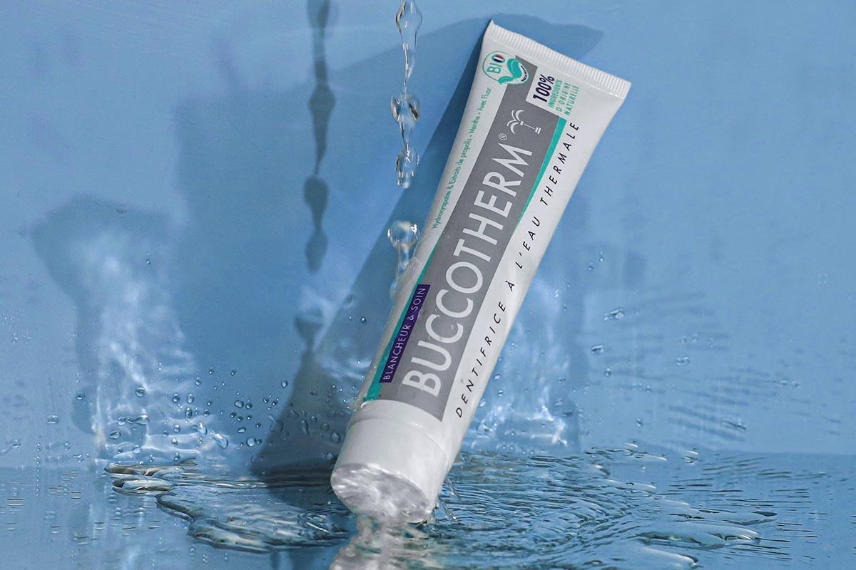 Зубная паста для детей на термальной воде