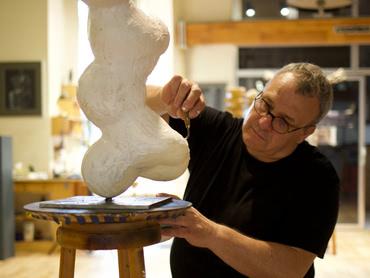 Михаил Рева Одесса скульптор
