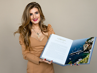 Инна Березина  — преподаватель итальянского языка