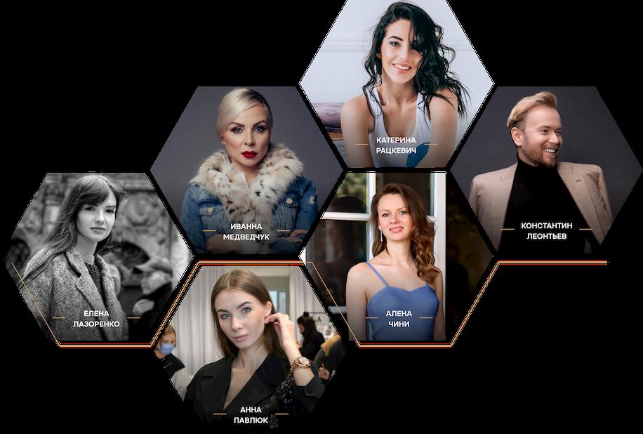 Украинские дизайнеры одежды мода искусства