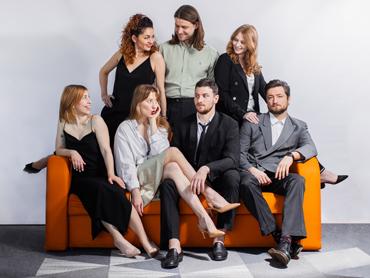 шоу театральной и комедийной импровизации GRAI Киев