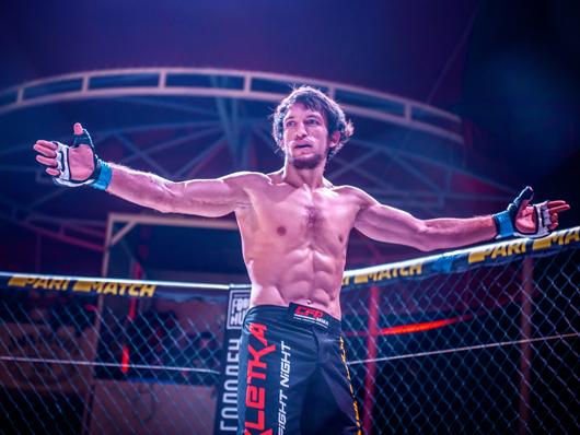 ММА ZARUBA Fight Night 2 Заруба Одесса