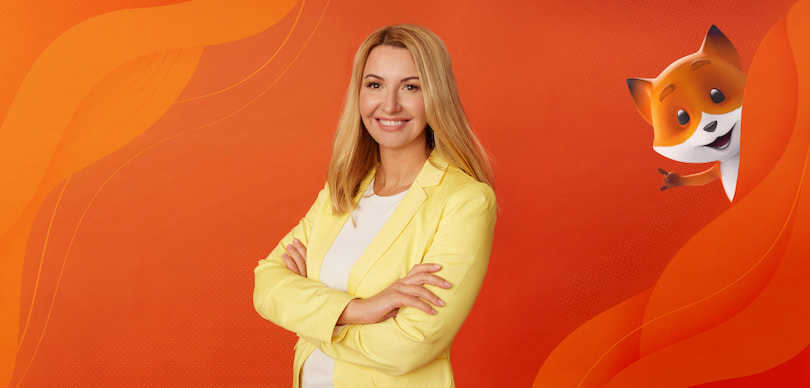 Наталия Ставрати, маркетинг-директор сети Фокстрот