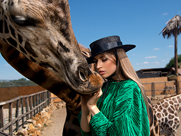 Wild Fashion Biopark спецпроект Folga'
