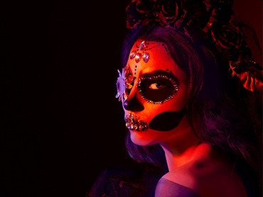 La Calavera Catrina Halloween look