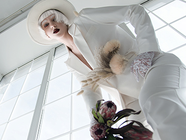 White Room спецпроект Folga' Millennium MOD BEOM Kachorovska V·Angel itis