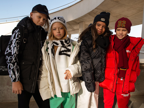 Фотопроект Folga' Daniel Kids Boutique Star Time Private School