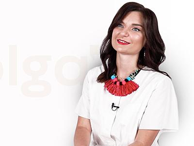 Елена Любиковская —  ведущая Утреннего шоу