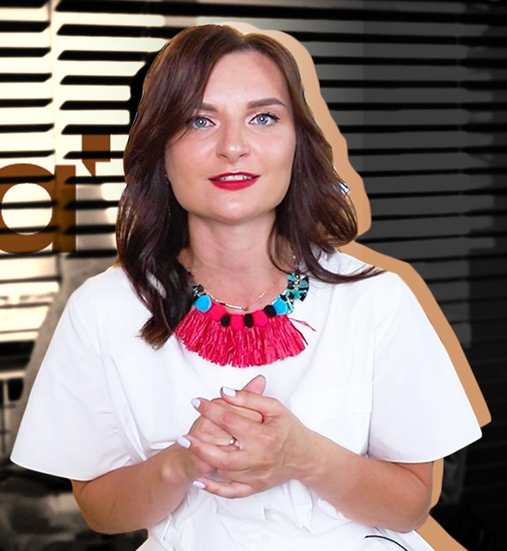 Радиоведущая Елена Любиковская видео-интервью Fogla'