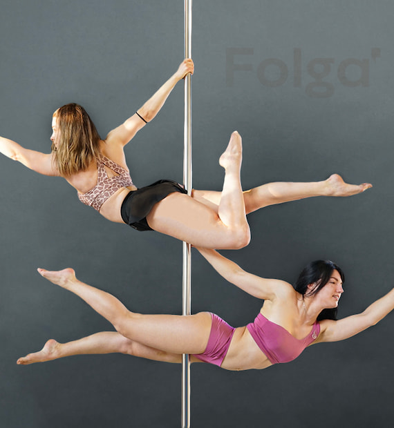 Тренеры по pole dance и stretching фото